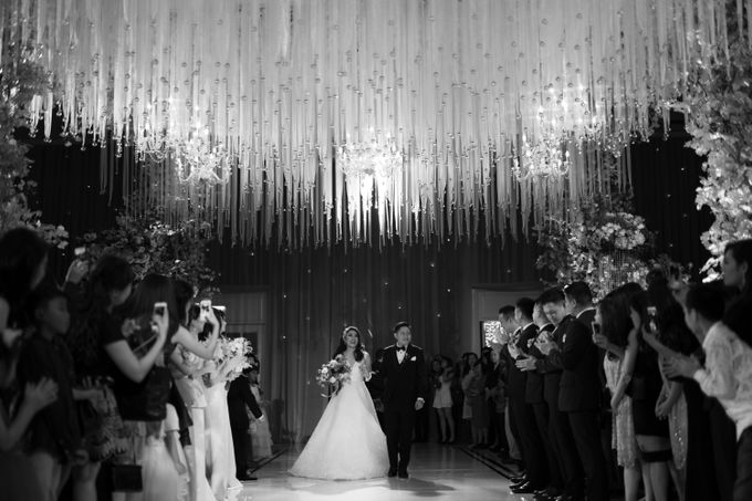 The Wedding Of Gary & Clarice by Hian Tjen - 006
