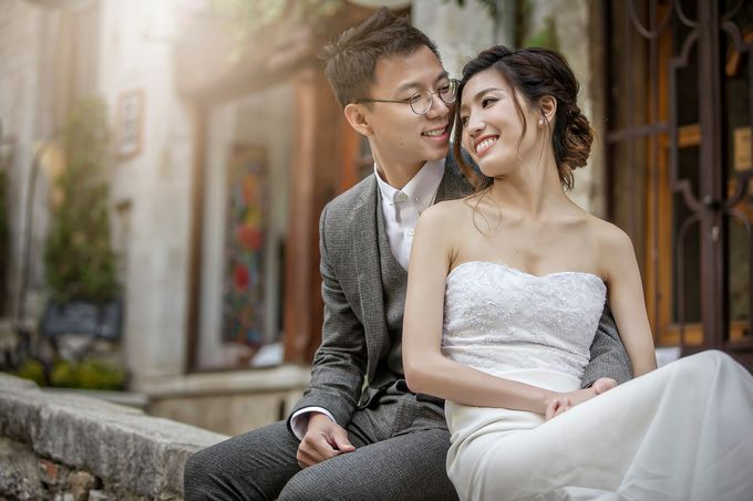 The Signature Prewedding of Jennie & Gary by ThePhotoCap.Inc - 013