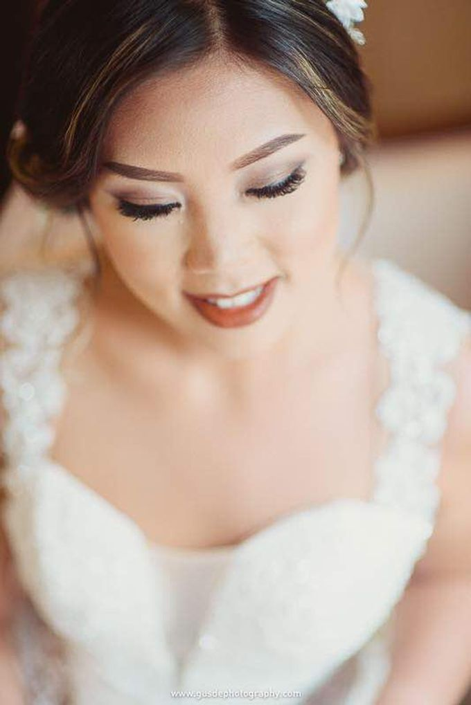 Make Up For Wedding by Lis Make Up - 017