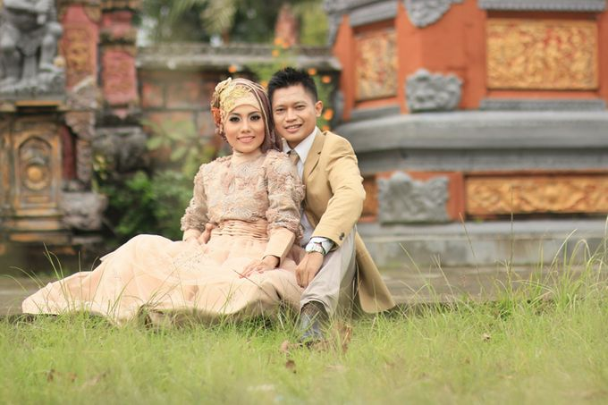 Prewedding Hijab Modern Casual Holiday By Creative Fotografi