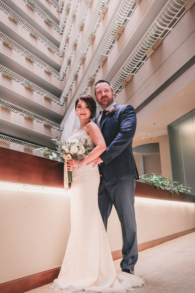 Gavin & Emmy Wedding Day at Pan Pacific Hotel by Jen's Obscura (aka Jchan Photography) - 006