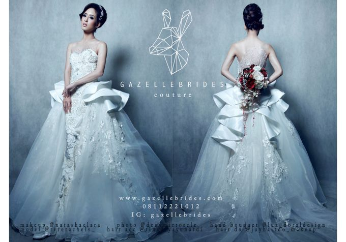 ENCHANTED by Gazelle Brides - 002