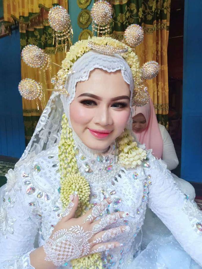 Henna Akad Dan Wedding by Ikkie henna art - 001