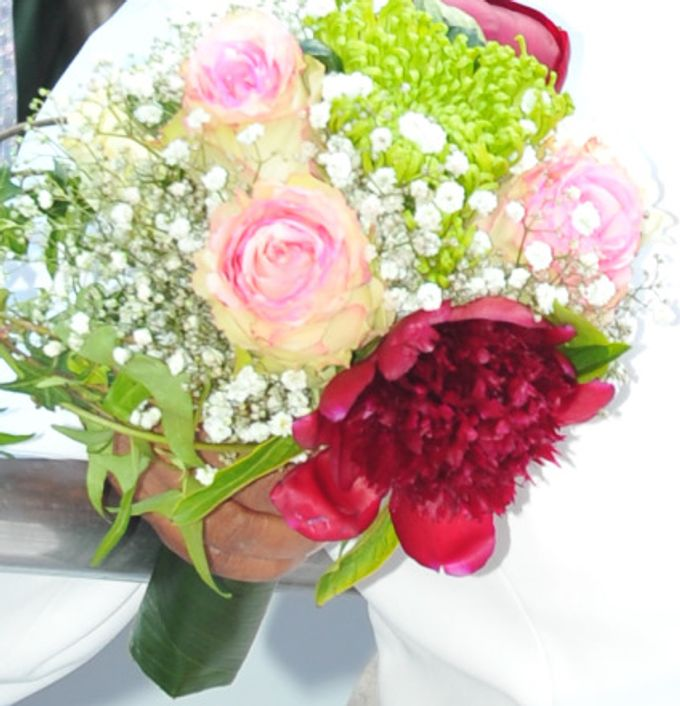 Flowers by Kamy Wedding - 005