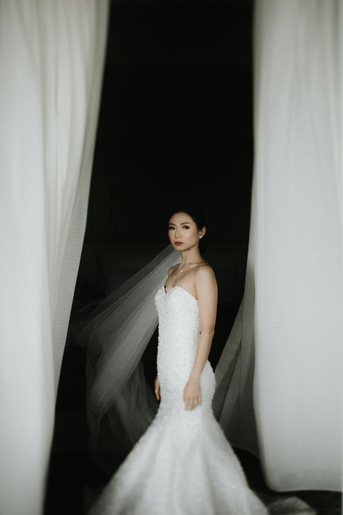 The Wedding of Cliff and Grace by Sofitel Bali Nusa Dua Beach Resort - 011