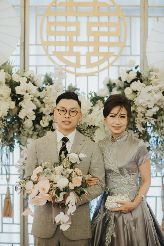 The Wedding of Cliff and Grace by Sofitel Bali Nusa Dua Beach Resort - 012
