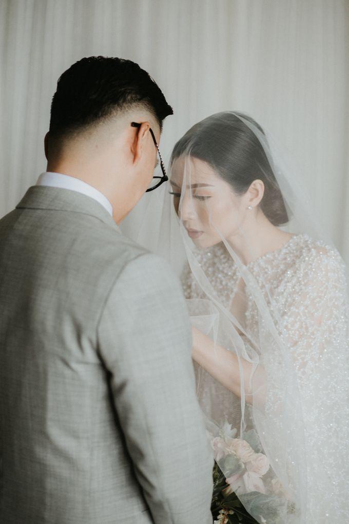 The Wedding of Cliff and Grace by Sofitel Bali Nusa Dua Beach Resort - 013