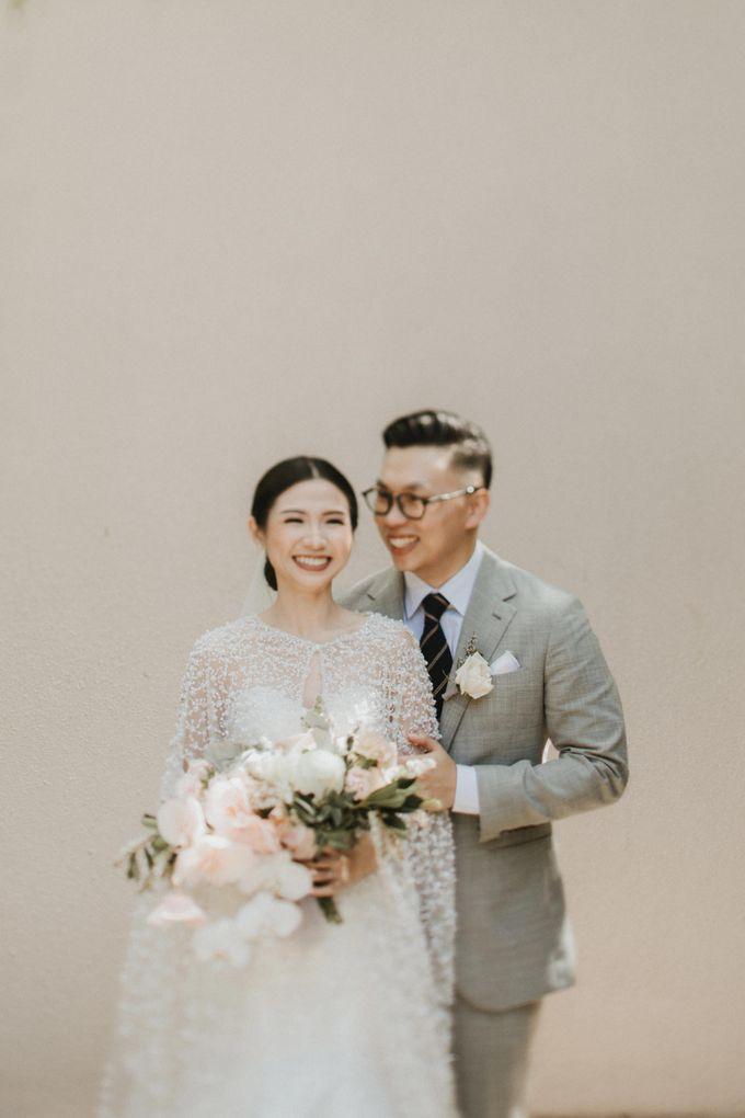 The Wedding of Cliff and Grace by Sofitel Bali Nusa Dua Beach Resort - 014