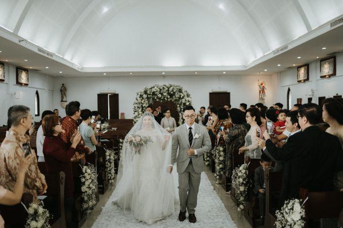 The Wedding of Cliff and Grace by Sofitel Bali Nusa Dua Beach Resort - 015