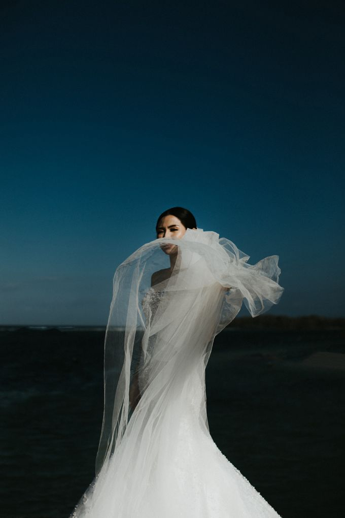 The Wedding of Cliff and Grace by Sofitel Bali Nusa Dua Beach Resort - 018