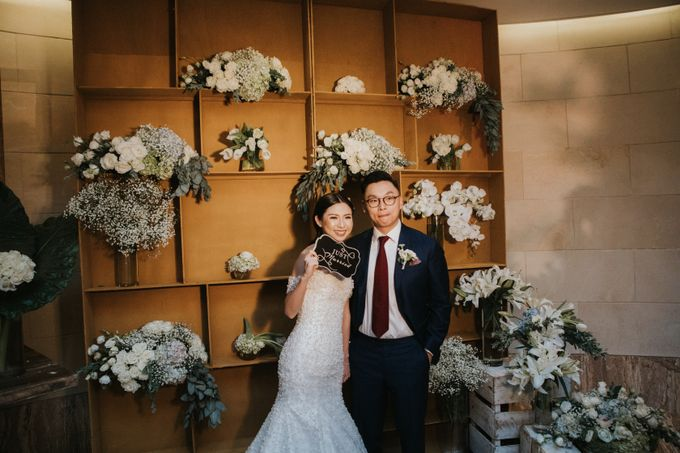 The Wedding of Cliff and Grace by Sofitel Bali Nusa Dua Beach Resort - 020