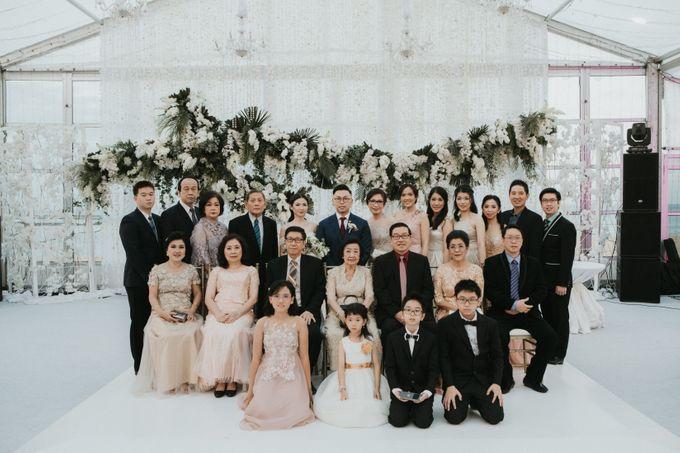 The Wedding of Cliff and Grace by Sofitel Bali Nusa Dua Beach Resort - 021