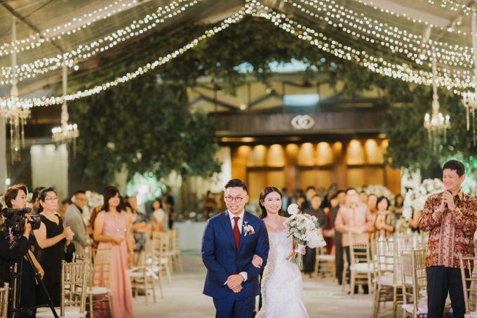 The Wedding of Cliff and Grace by Sofitel Bali Nusa Dua Beach Resort - 022