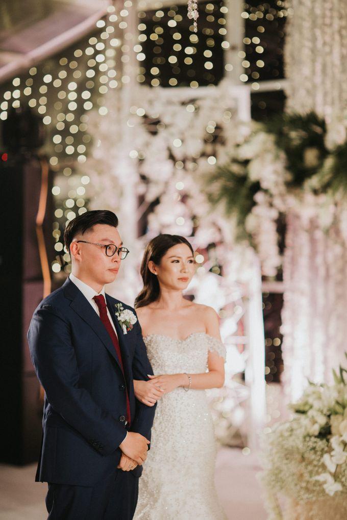 The Wedding of Cliff and Grace by Sofitel Bali Nusa Dua Beach Resort - 024