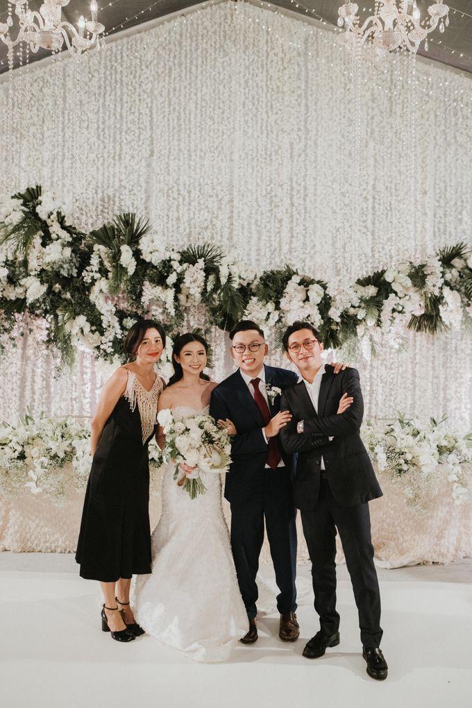 The Wedding of Cliff and Grace by Sofitel Bali Nusa Dua Beach Resort - 025