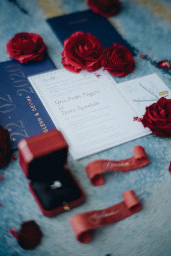 Wedding Glenn & Devina by Eugene & Friends - 004