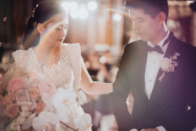 Wedding Glenn & Devina by Priscilla Myrna - 006