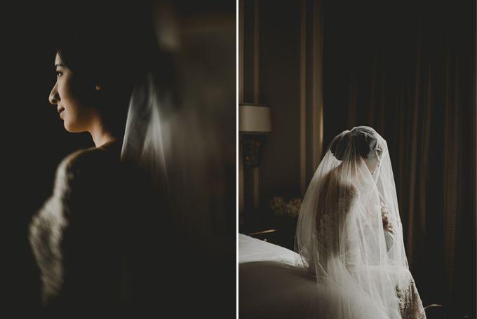 Gilvina & Darrell Wedding Ceremony by ATIPATTRA - 004