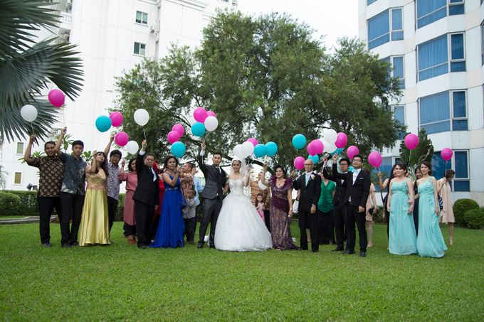 Wedding Robert & Vega by Red Hat Organizer - 034