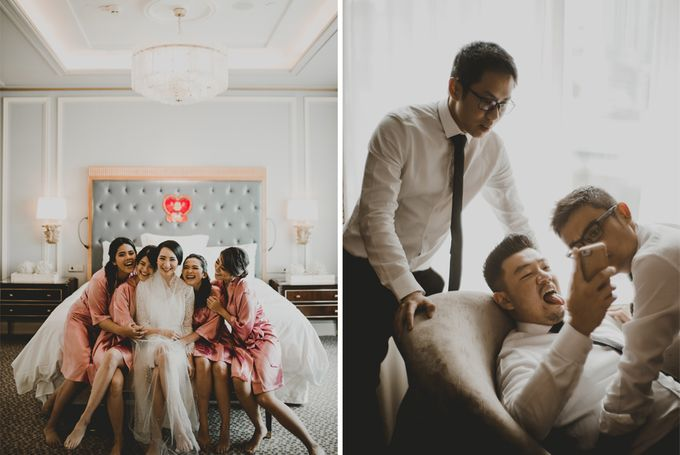 Gilvina & Darrell Wedding Ceremony by ATIPATTRA - 006