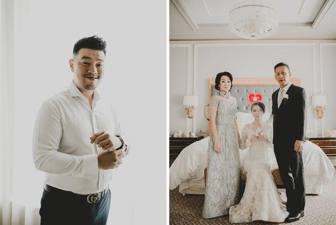 Gilvina & Darrell Wedding Ceremony by ATIPATTRA - 007
