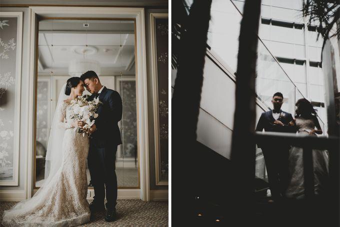 Gilvina & Darrell Wedding Ceremony by ATIPATTRA - 013