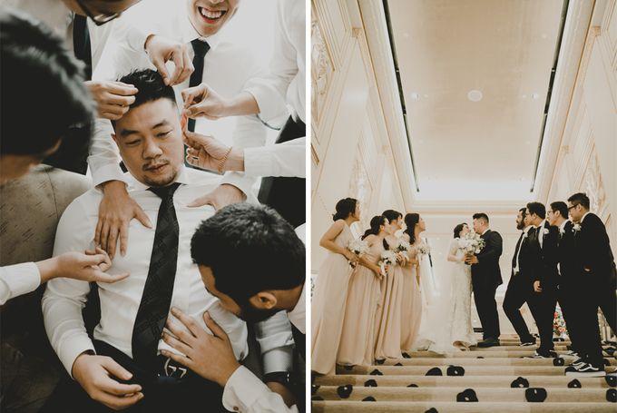 Gilvina & Darrell Wedding Ceremony by ATIPATTRA - 009