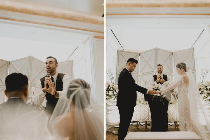 Gilvina & Darrell Wedding Ceremony by ATIPATTRA - 021