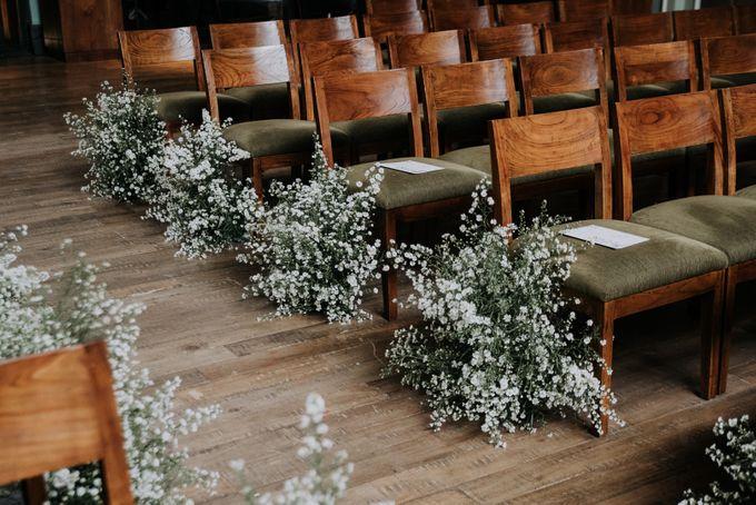 Gerson & Devi Wedding by Habitate Garden Lounge - 001