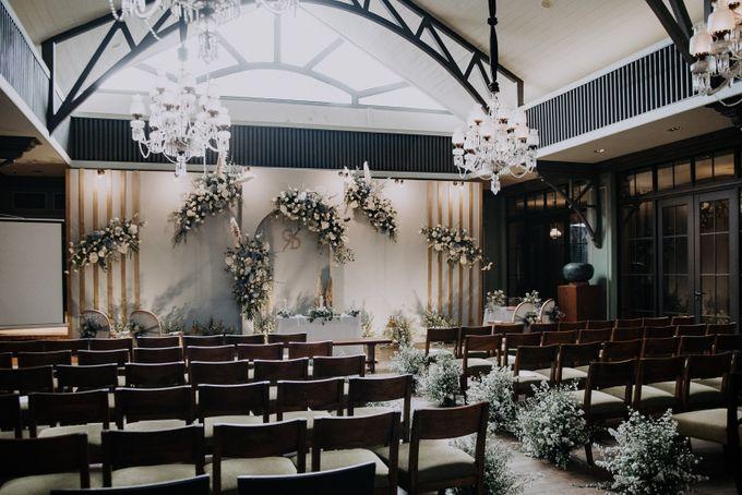 Gerson & Devi Wedding by Habitate Garden Lounge - 002