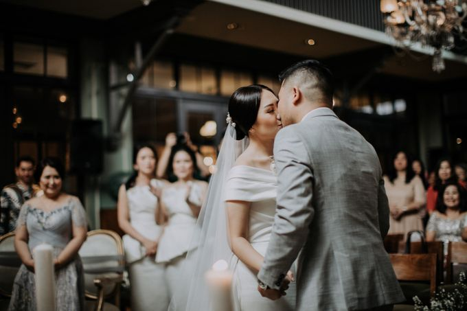 Gerson & Devi Wedding by Habitate Garden Lounge - 004
