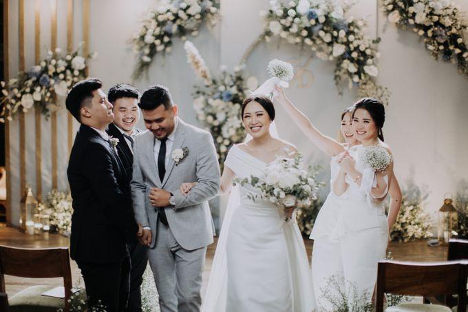 Gerson & Devi Wedding by Habitate Garden Lounge - 006