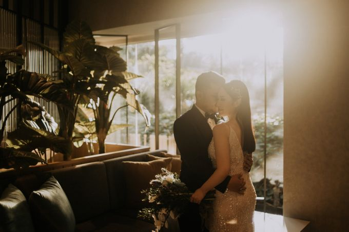 Gerson & Devi Wedding by Habitate Garden Lounge - 009