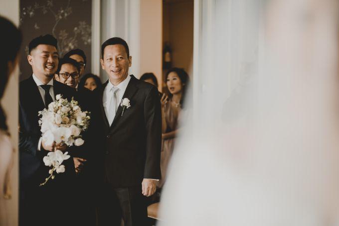 Gilvina & Darrell Wedding Ceremony by ATIPATTRA - 014