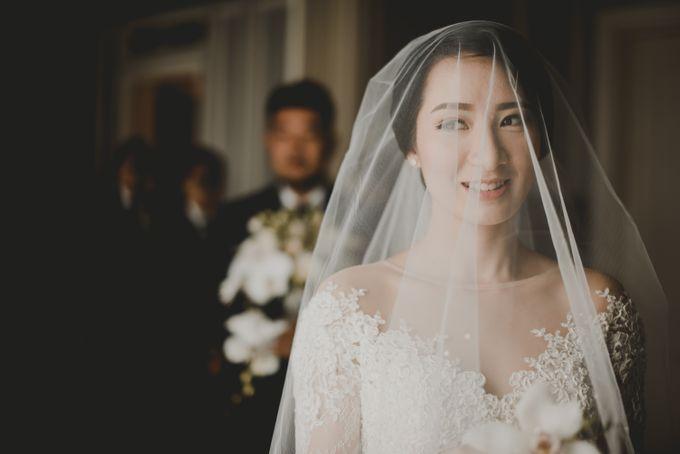 Gilvina & Darrell Wedding Ceremony by ATIPATTRA - 016