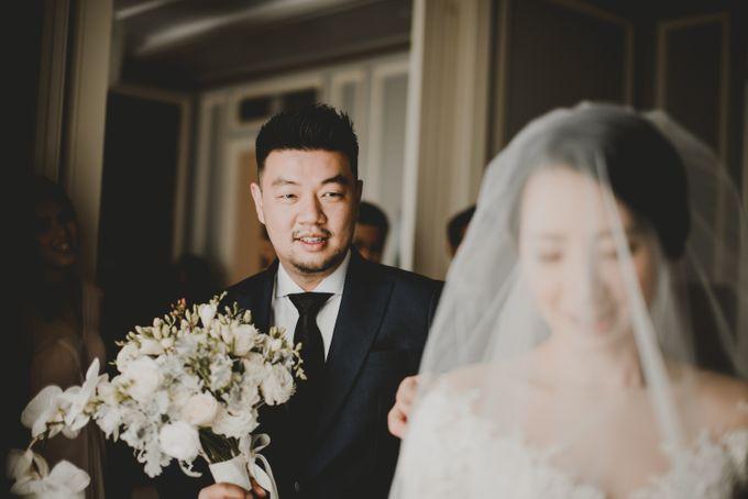 Gilvina & Darrell Wedding Ceremony by ATIPATTRA - 017