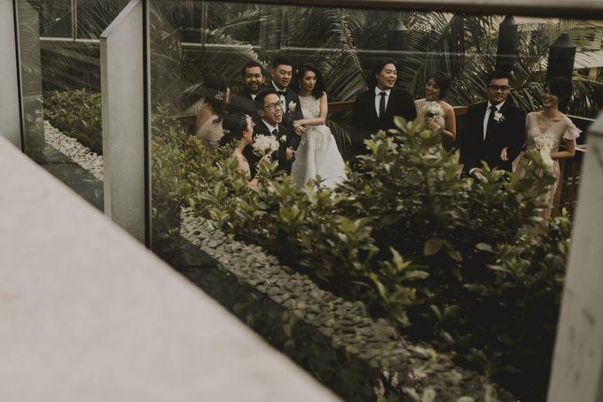Gilvina & Darrell Wedding Ceremony by ATIPATTRA - 020