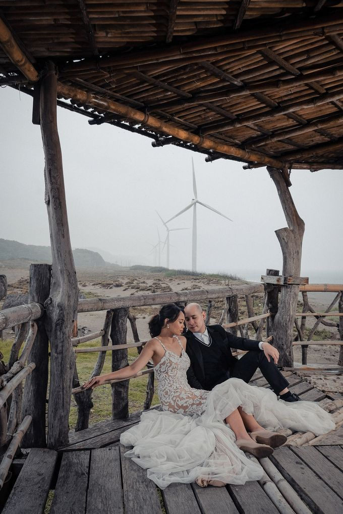 Gab & Dette - Ilocos Pre-Wedding by Bogs Ignacio Signature Gallery - 001