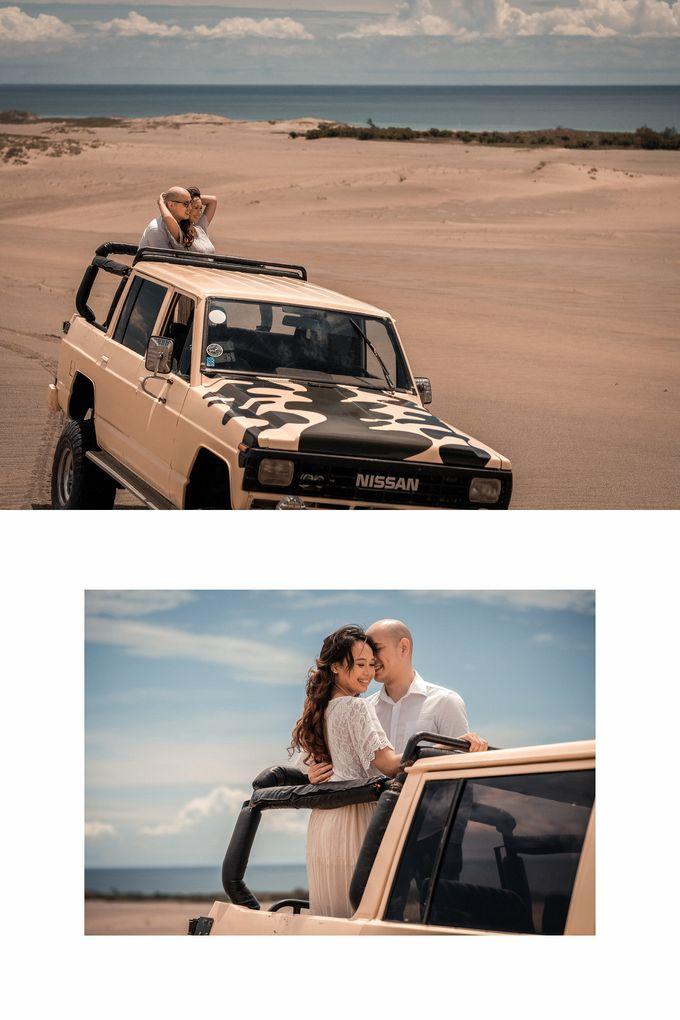 Gab & Dette - Ilocos Pre-Wedding by Bogs Ignacio Signature Gallery - 024