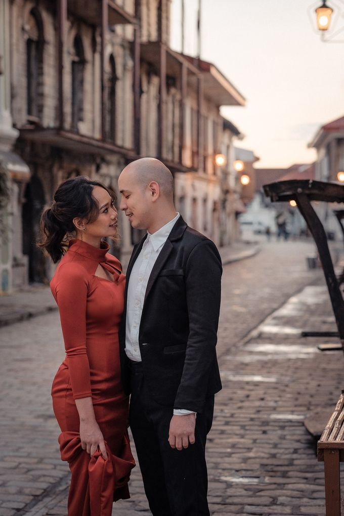 Gab & Dette - Ilocos Pre-Wedding by Bogs Ignacio Signature Gallery - 041