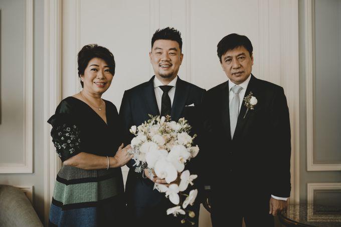 Gilvina & Darrell Wedding Ceremony by ATIPATTRA - 011