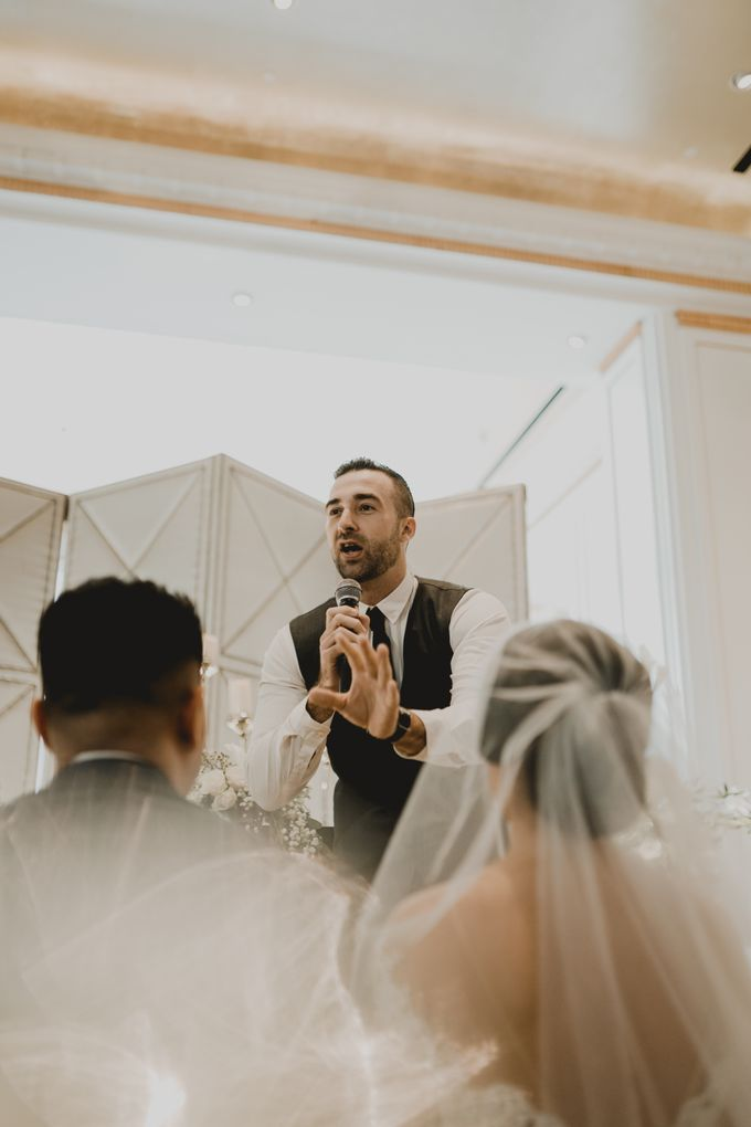 Gilvina & Darrell Wedding Ceremony by ATIPATTRA - 022