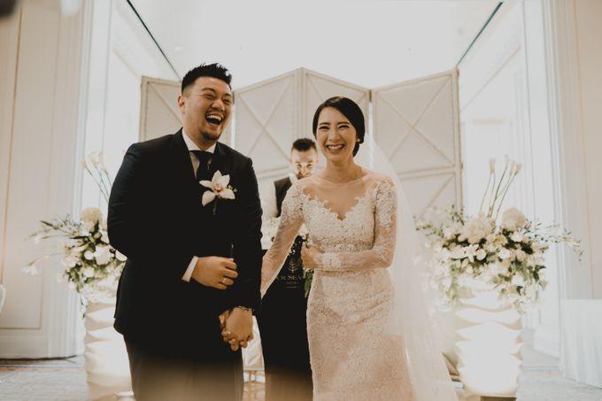 Gilvina & Darrell Wedding Ceremony by ATIPATTRA - 024