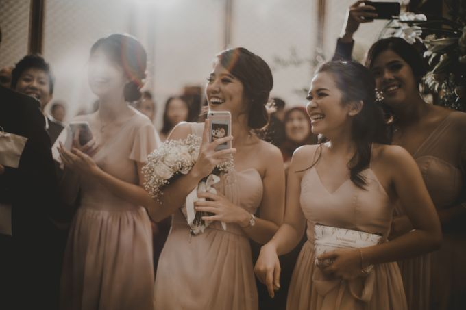 Gilvina & Darrell Wedding Ceremony by ATIPATTRA - 027