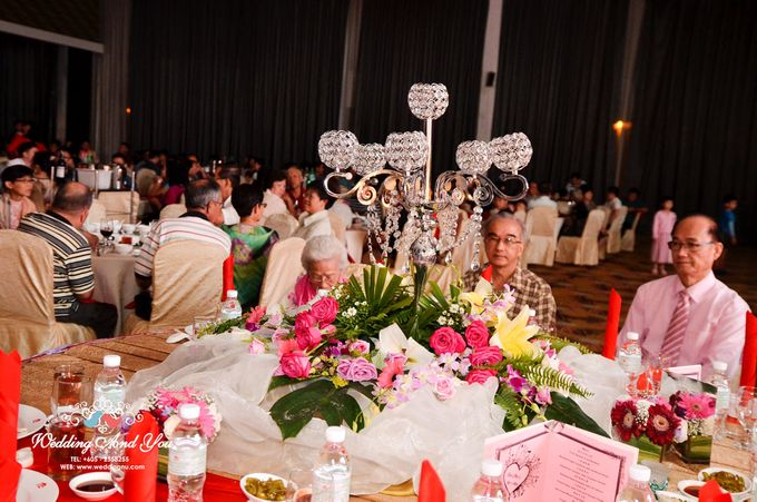 VIP Table Setting by Wedding And You - 011