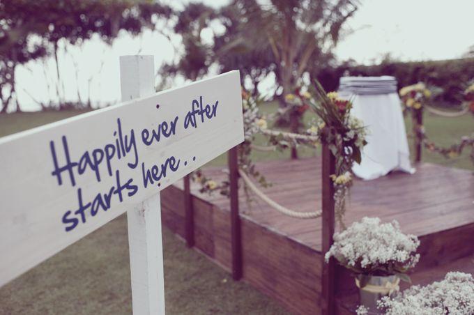 The Wedding of Ivi & Ian by Ahava by Bona Soetirto - 014