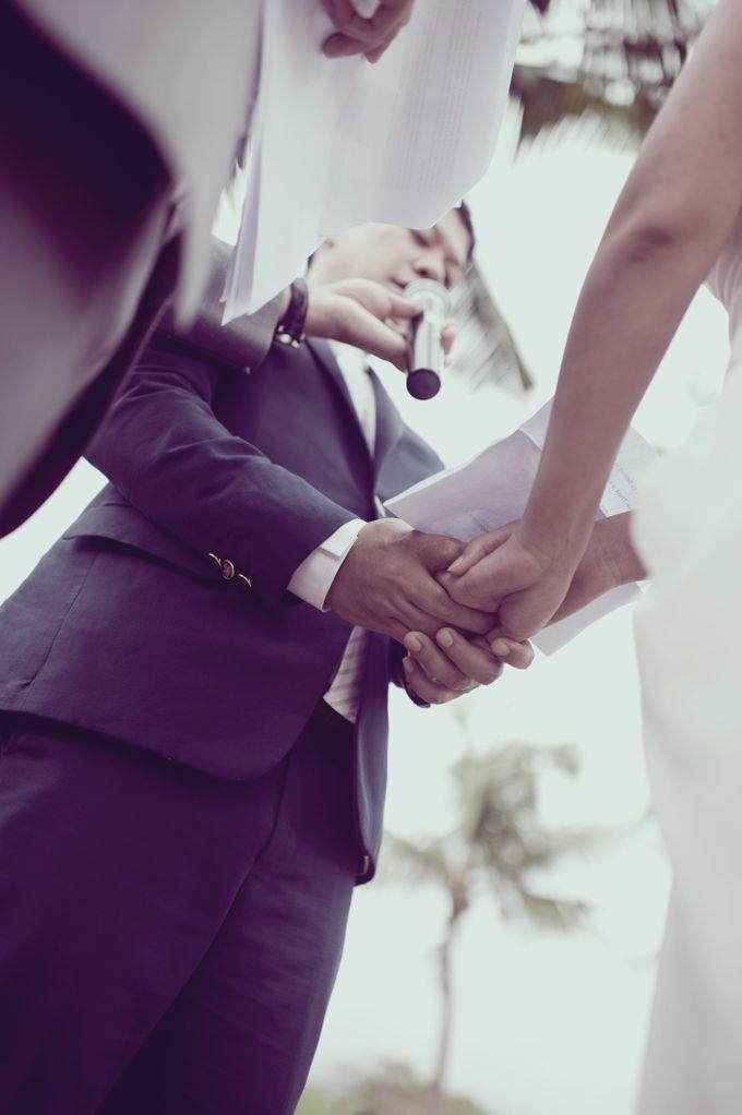 The Wedding of Ivi & Ian by Ahava by Bona Soetirto - 022
