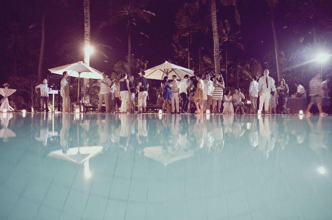 The Wedding of Ivi & Ian by Ahava by Bona Soetirto - 028