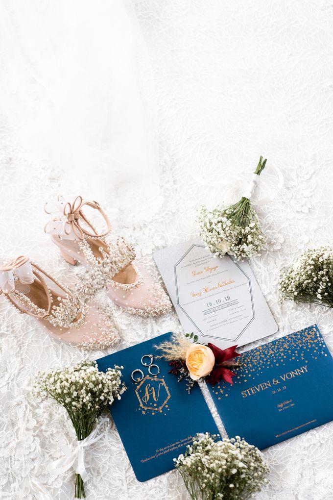 Steven & Vonny Wedding by PRIDE Organizer - 020