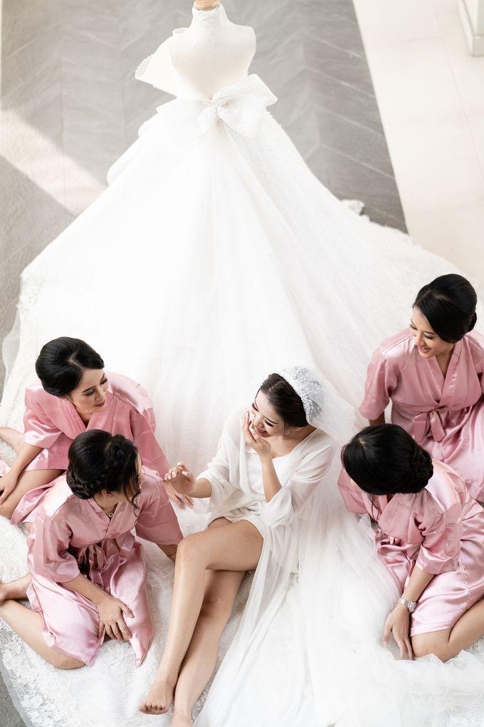Steven & Vonny Wedding by PRIDE Organizer - 024